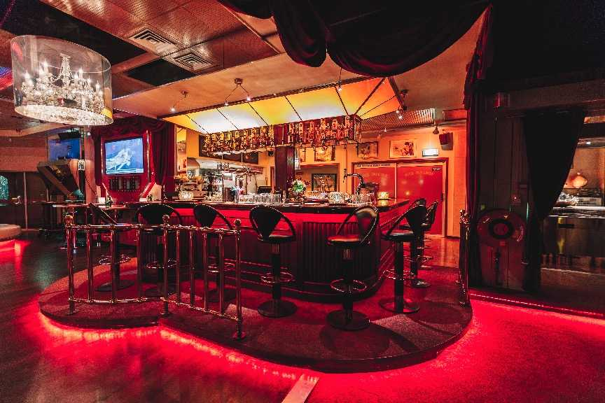 Paradise amsterdam swinger club review
